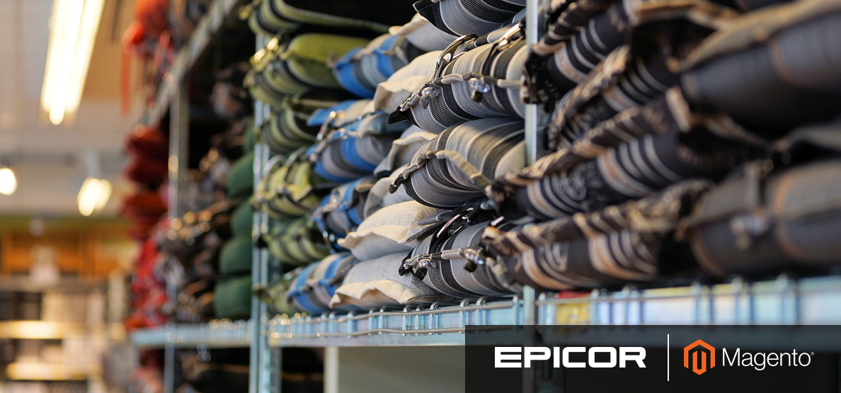 Magento Integration with Epicor ERP